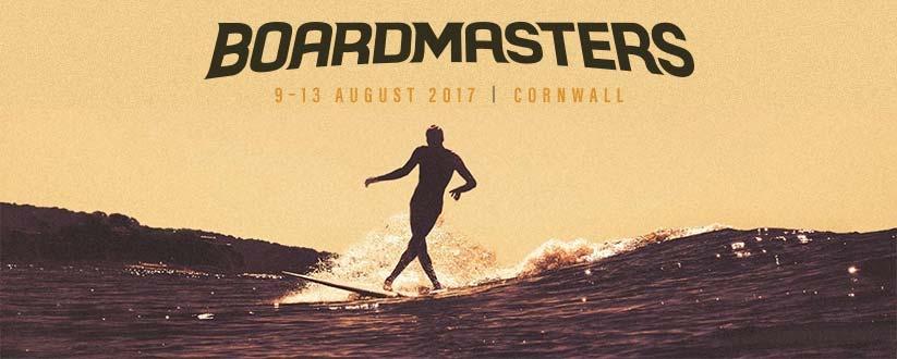 Boardmasters Festival Cornwall